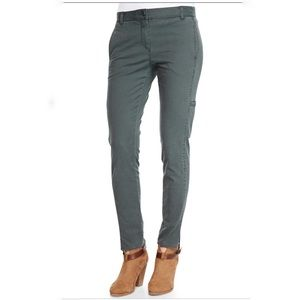 Theory farment wish chipri skinny pants